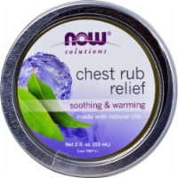 Novogen Solutions Chest Rub Relief Soothing & Warming