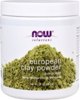NOW Foods  Solutions European Clay Powder