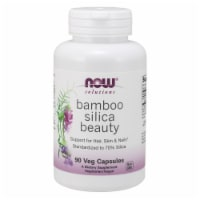 Now Foods Bamboo Silica Beauty Veg Capsules