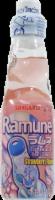 Ramune Strawberry Japanese Soda