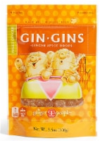 Ginger People  Gin Gins® Ginger Spice Drops   Sweet Ginger