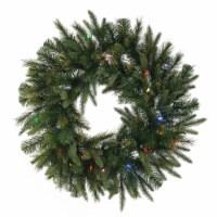 42  Cashmere Wreath LED150 MU - 1