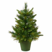 24  x 21  Cashmere Pine Tree 76 Tips - 1