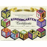 Kindergarten Certificate, 8.5  x 11 , Pack of 30 - 1