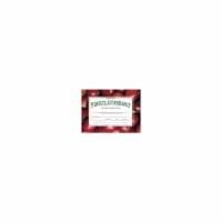 Certificate of Perfect Attendance, 30/pkg - 1