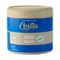 Cortas - Tahina, All Natural Sesame Paste (1 Lb) - 1 Lb