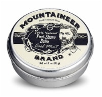 Mountaineer Brand  Post-Shave Balm Cool Mint