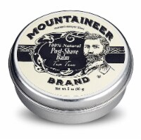 Mountaineer Brand  Post-Shave Balm Tea Tree