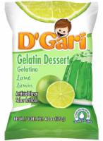 D'Gari Lime Gelatin Dessert