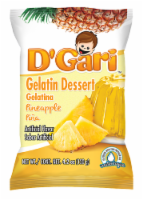 D'Gari Pineapple Gelatin Dessert Water Mix