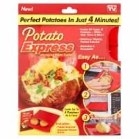 Potato Express Microwave Potato and Vegetable Cooker (1) - - 1