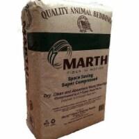 Marth 001793 2.7 cu. ft. Mixed Soft Woods Shavings - 1