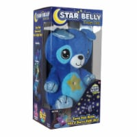 Star Belly Dream Lites Puppy Huggable Night-Light - Blue