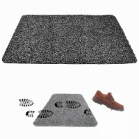 Clean Step Mat- Gray (2 Pack) - 2