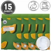 Pick Up & Go 15 Sheets Nourishing Mango Hair Mask Cap - 30 ml / Sheet