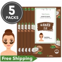 Pick Up & Go 3 Sheets Refreshing Cherry Hand Mask