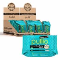 Pick Up & Go 15 Sheets Nourishing Mango Foot Mask
