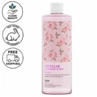 TADA All-in-One Rose Micellar Cleansing Water, 16.9 Fl. Oz. - 500 ml
