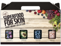 FARMSKIN 4 Packs Superfood Hand Cream Collection