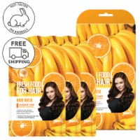 FARMSKIN Freshfood for Hair Care Mask Cap Damage Care Set (Pack of 3)