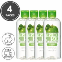 FARMSKIN 4 Set Apple Cleansing Water For Oily Skin (Freshfood)
