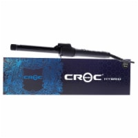 Croc Hybrid Curling Iron  Black 0.75 Inch - 0.75 Inch