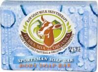 Tierra Mia Organics Body Soap Bar Sportsman - 4.2 oz