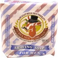 Tierra Mia Organics  Shaving Soap For Men - 2.2 oz