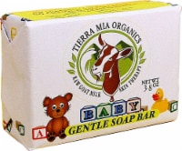 Tierra Mia Organics  Gentle Baby Soap Bar