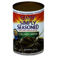 Glory Foods Simply Seasoned Collard Greens