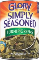 Glory Simply Seasoned Turnip Greens
