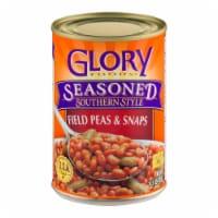 Glory Foods Seasoned Southern Style Field Peas & Snaps