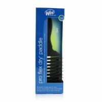 Wet Brush Pro Flex Dry Paddle Brush  Black Hair Brush 1 Pc - 1 Pc