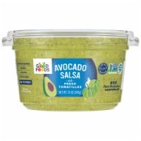 Good Foods™ Tomatillo Avocado Salsa - 12 oz