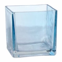 CBK Blooming Cube II Assorted Square Glass Vase