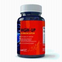 HGH UP Advanced Natural Hormone Helper with L-Arginine (60 capsules) - 60 capsules