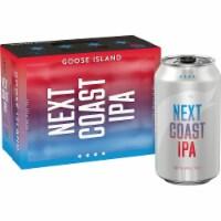 Goose Island Next Coast IPA - 12 cans / 12 fl oz