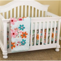 Cotton Tale LZ5TW Floral Twin Bedding Sets Lizzie Collection - Twin Quilt - 1