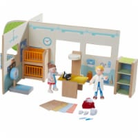 Haba Little Friends Veterinary Clinic and Vet Andrea Set - 1