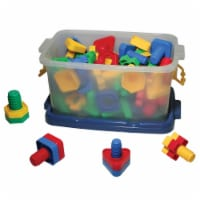 Joyn Toys Nuts and Bolts  - 72 Pc