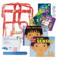 Kaplan Early Learning Back to Back Learning Kit - Fabulous 5 Senses - 1