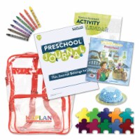 Kaplan Early Learning Time For Preschool Kit - 1