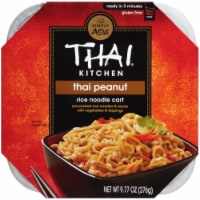 Thai Kitchen Thai Peanut Rice Noodle Cart - 9.77 oz