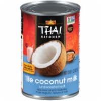 Thai Kitchen Lite Coconut Milk - 13.66 fl oz