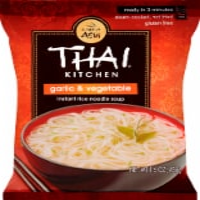 Thai Kitchen Garlic & Vegetable Instant Rice Noodle Soup