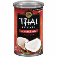 Thai Kitchen Unsweetened Coconut Milk - 5.46 fl oz