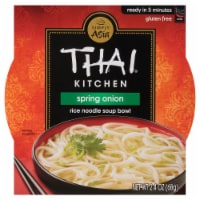 Thai Kitchen Spring Onion Rice Noodle Soup Bowl - 2.4 oz