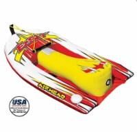 Airhead AHEZ-200 Big EZ Ski Inflatable Water Skiing Training Towable Lake Tube - 1 Unit