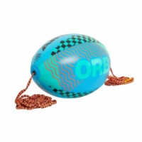 Airhead AHOR-12 Orb 60 Foot 4,100 Pound Tensile Strength Towable Rope Ball, Blue - 1 Unit