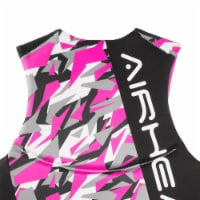 Airhead Camo Cool Neolite Pink Life Vest Jacket, Womens Small | 15003-08-B-PI